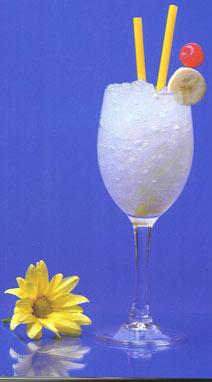 soda avec le gin